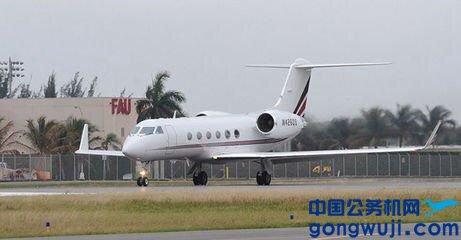 直击10位名人豪华私人飞机,一个比一个豪_中国公务机