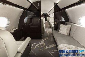 湾流将在迪拜航展上展出三架喷气式公务机